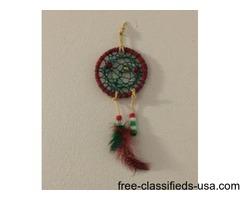 Handmade Dreamcatcher Ornament
