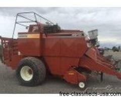 2005 Hesston 4910 Baler For Sale in Twin Falls, Idaho 83301