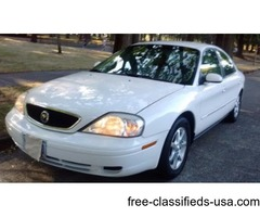 2001 MERCURY SABLE LS- (125K Miles!)