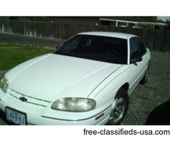 Chevy Lumnia 1997