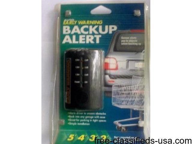 Auto Early Warning BackUp Alert