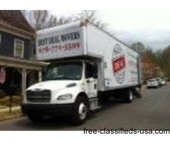 Best Deal Moving and Storage