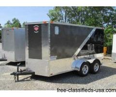 2016 Diamond Cargo 6 x 12 Tandem Axle Cargo