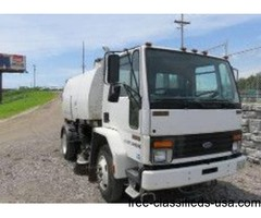 1994 Ford 505 Sweeper