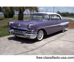 1957 Pontiac Catalina Hard Top