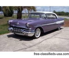1957 Pontiac Catalina Hard Top