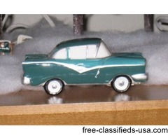 Department 56 Snow Village Classic Car