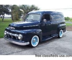1951 Ford Panel Delivery TK