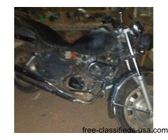 2005 Vento 250cc street bike
