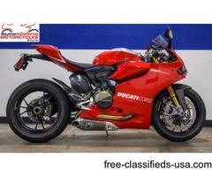 2014 Ducati 1199 R Panigale