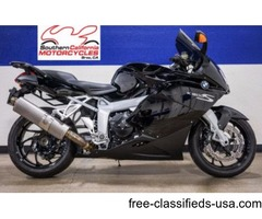 2008 BMW K1200S With Laser Exhaust