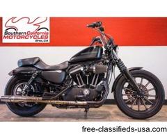 2011 Harley Davidson Iron 883