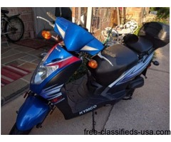 2015 KYMCO Moped-ONLY 4 Miles!