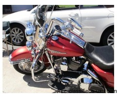 004 Harley davidson Road king Classic