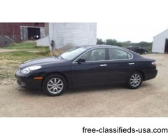 2004 Lexus ES 330 loaded with leather