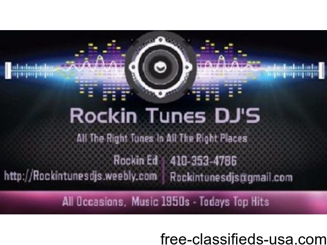 DJ Entertainment | free-classifieds-usa.com
