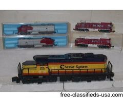 Lionel, AM. Flyer, MARX, K-Line Any Toy Trains Wanted!