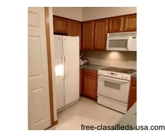 2Bed/1Bath Condo for Rent
