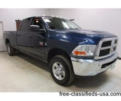 2011 Dodge Ram 2500 4wd 6.7 Diesel Crew Cab 6 Speed