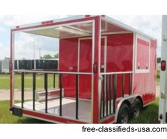 Custom Concession Trailers and Food Trucks!