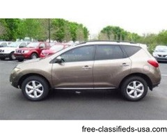 2008 NISSAN ROGUE, BROWN/TAN - LIKE NEW