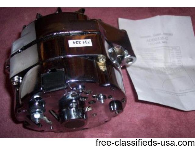 NEW 1 Wire 110 AMP Alt. | free-classifieds-usa.com