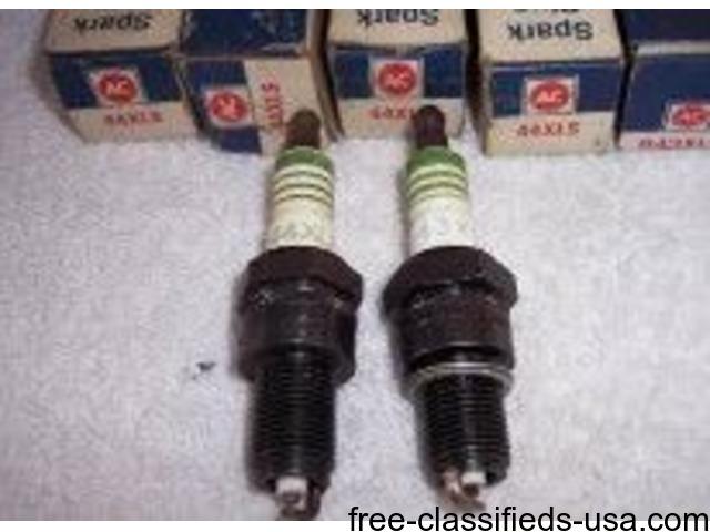 NOS BBC AC 44XLS Spark Plugs   free-classifieds-usa.com