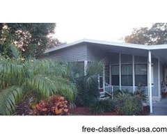 Beautiful manufactured home for sale