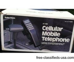 Cellular Mobile Telephone