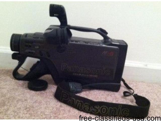 Camcorder - Omni Movie VHS