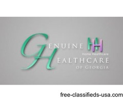 Genuine Healthcare of Georgia, Caregiver/Sitter Services