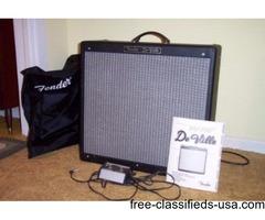 Fender/Epiphone Combo