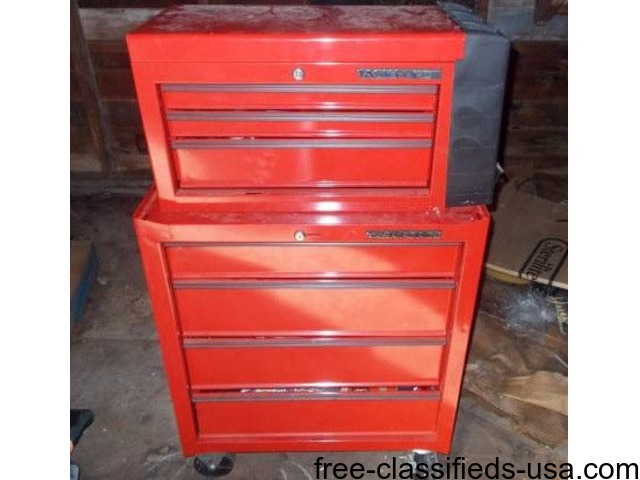 7 Drawer Wheeled Tool Chest | free-classifieds-usa.com