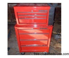 7 Drawer Wheeled Tool Chest