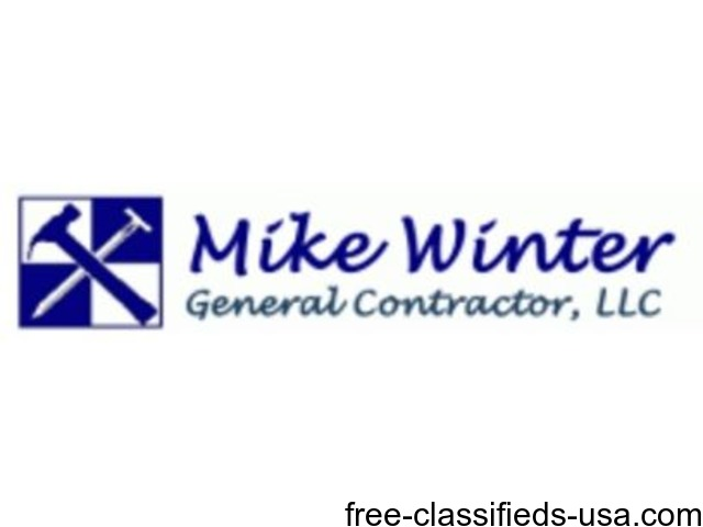 Olympia General Contractors Mike Winter