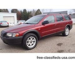 2004 Volvo XC70 Wagon *One Owner* Ruby Red