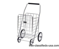 EASY WHEELS shopping cart