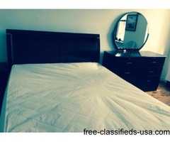 Bedroom whole set well protected 1300