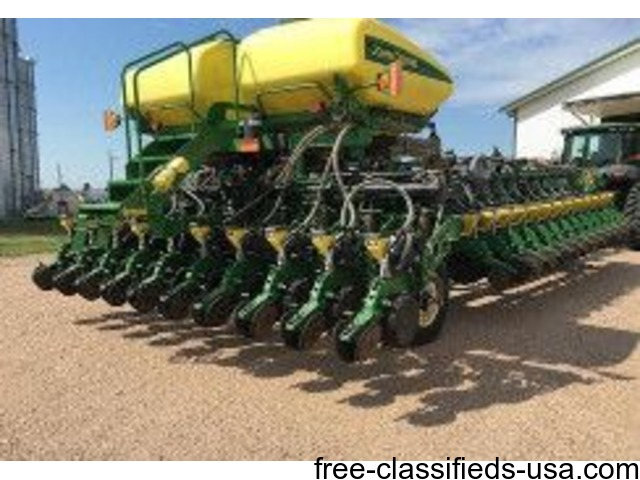 2009 John Deere Db 60 Planter Farm Equipment Wilcox Nebraska