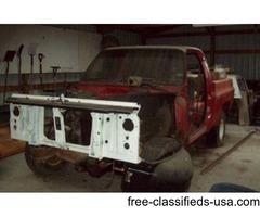 1975 Chevy Blazer 4X4