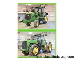 John Deere Farm Equipment Forsale