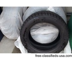 Bllizzak snow tires WS-80 205/55 R-16