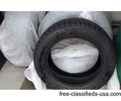 Bllizzak snow tires WS-80 205/55 R-16