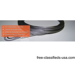 Long Island Garage Door Cable Repair