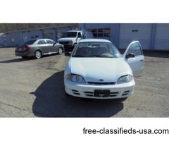 2001 Chevy Cavalier sedan-very clean