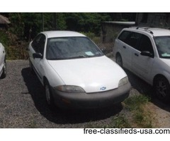 1996 CHEVY CAVALIER SEDAN- VERY CLEAN SOUTHERN CAR