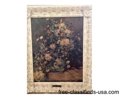 Renoir framed reproduction