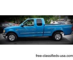 1998 Ford F150 XL Truck