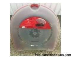 *CHRISTMAS WREATH*& Storage Container ( Quality! )