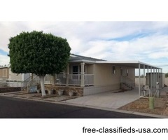 FRONT PORCH BEAUTY Move in Ready Manufactured Home in 55